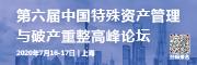 第六屆中國特殊資產管理與破產重整高峰論壇